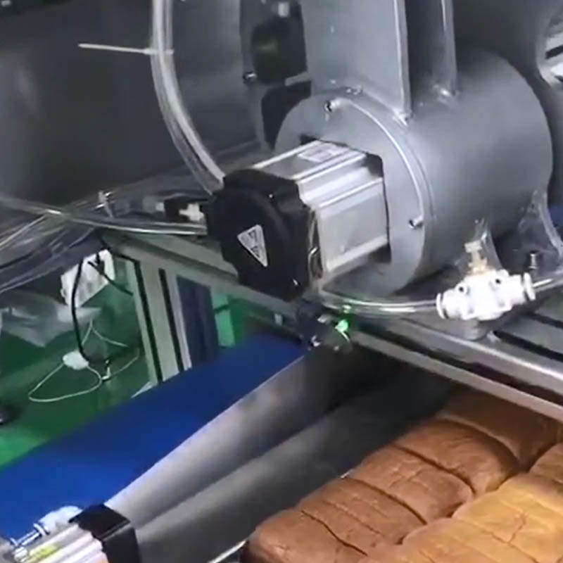 Advanced Toast Bread Packaging and Sealing Machine