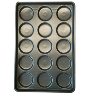 Hamburger Trays