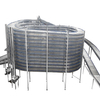 Spiral Cooling Tower Conveyor
